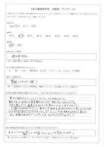 豊胸術(ヒアルロン酸【ハイアコープ】注入)