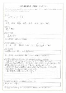ヒアルロン酸注入(ほうれい線)・ボトックス注射(エラ・眉間)